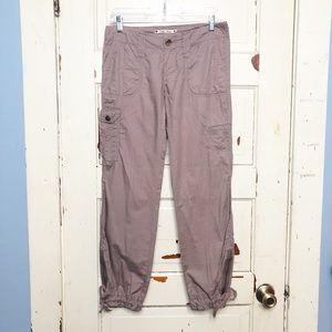 Anthropologie Hei Hei Utility Pants Size 0